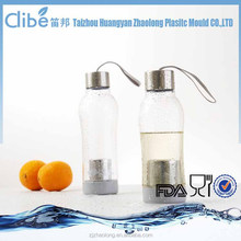700Ml Eco Friendly Reusable Plastic Clear Water Bottle
