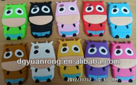 cute cartoon Mobile Phone Case Silicon Case