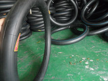 natural rubber tube motorcycle and scooter inner tube for tire size 400-17