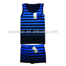 Customized vest seamless