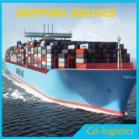 freight agent sea shipping services from China to UK--Charming