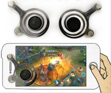 Game mobile phone Joystick Mini Joystick game controller fling joystick for iphone for ipad