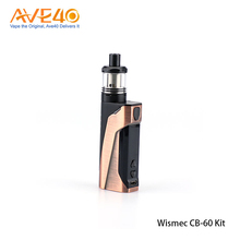 Wismec New item 100% Original 2300mAh Electric Cigarettes Wismec 60W CB-60 Starter Kit