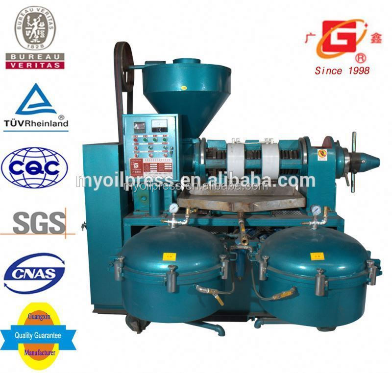 pulp sunflower sunflower oil in china oil automatic press machine