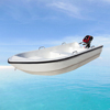 8 people fishing used rescue peddle boat for sale