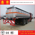 Capacity fuel tanker truck for transportation fuel/oil