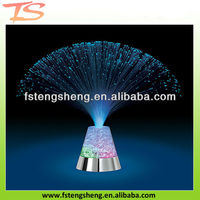 Fiber Optic Light with color changing effect /housing decorations lighting with fiber optic