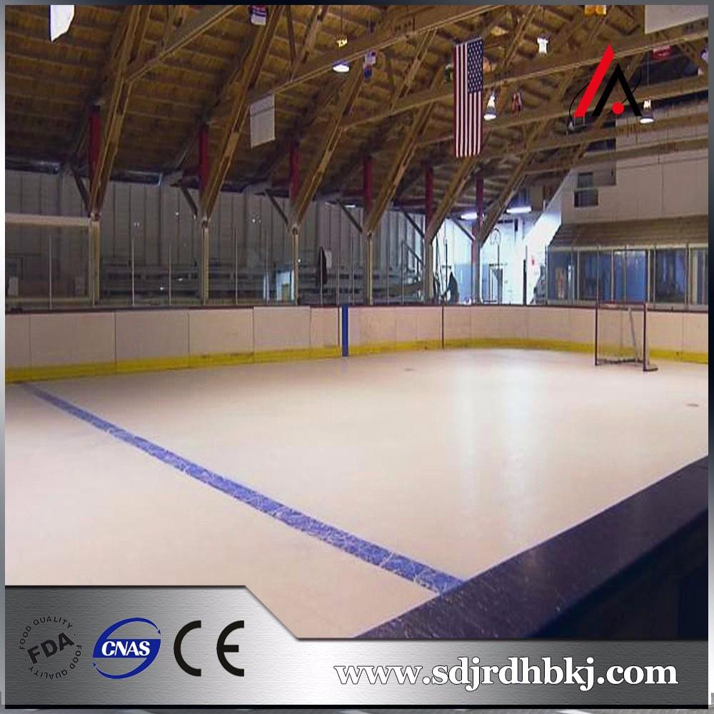 Hockey floor tiles