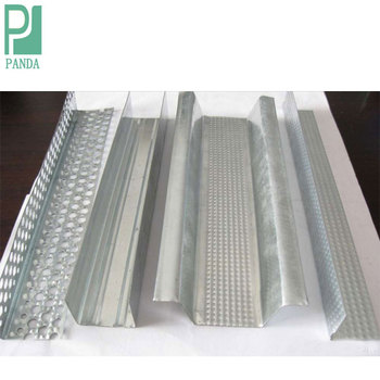 High Quality Drywall Metal Corner Strip For Drywall Partition