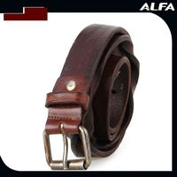 Leather Belt Process Manufacturing