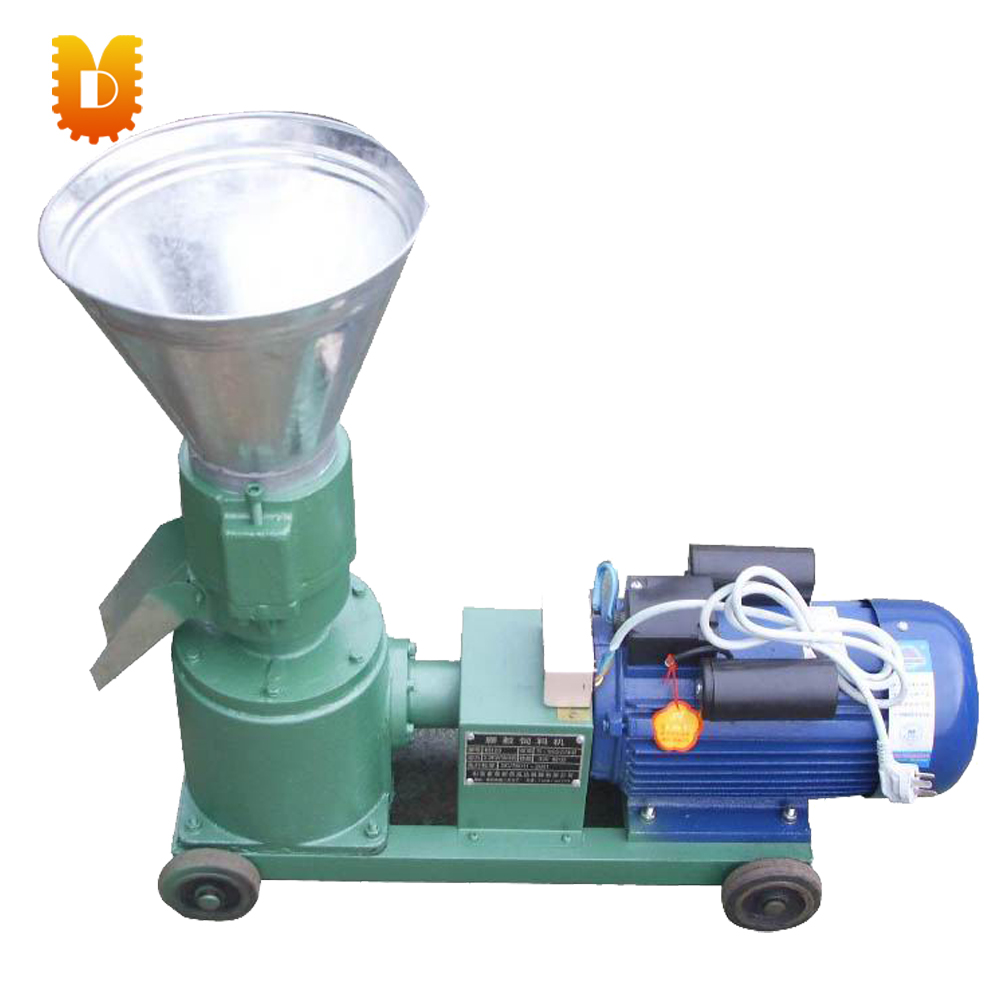 KL-125 animal feed <strong>pellet</strong> machine/fish feed extruder