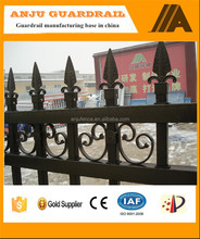 DK-020 popular cheap and durable wall steel wall fence