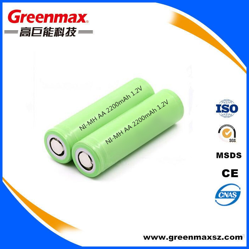 nimh aa 1.2v 1000mah rechargeable battery