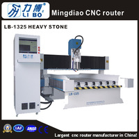 Libo granite working 1530 stone cnc router machine price LB-1325