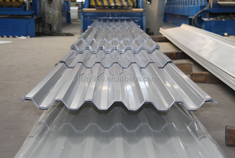 Nice Roof Tile Rapid Construction Sheet Used Metal Building Materials