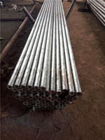 SAE1045 hollow round bar carbon seamless steel from Liaocheng manufacturer