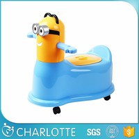 2016 children urinal infant potty plastic baby toilet seat training toys