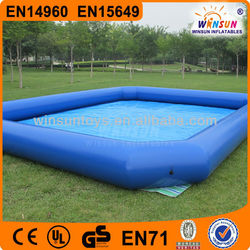 portable above ground adult used swimming pool for sale