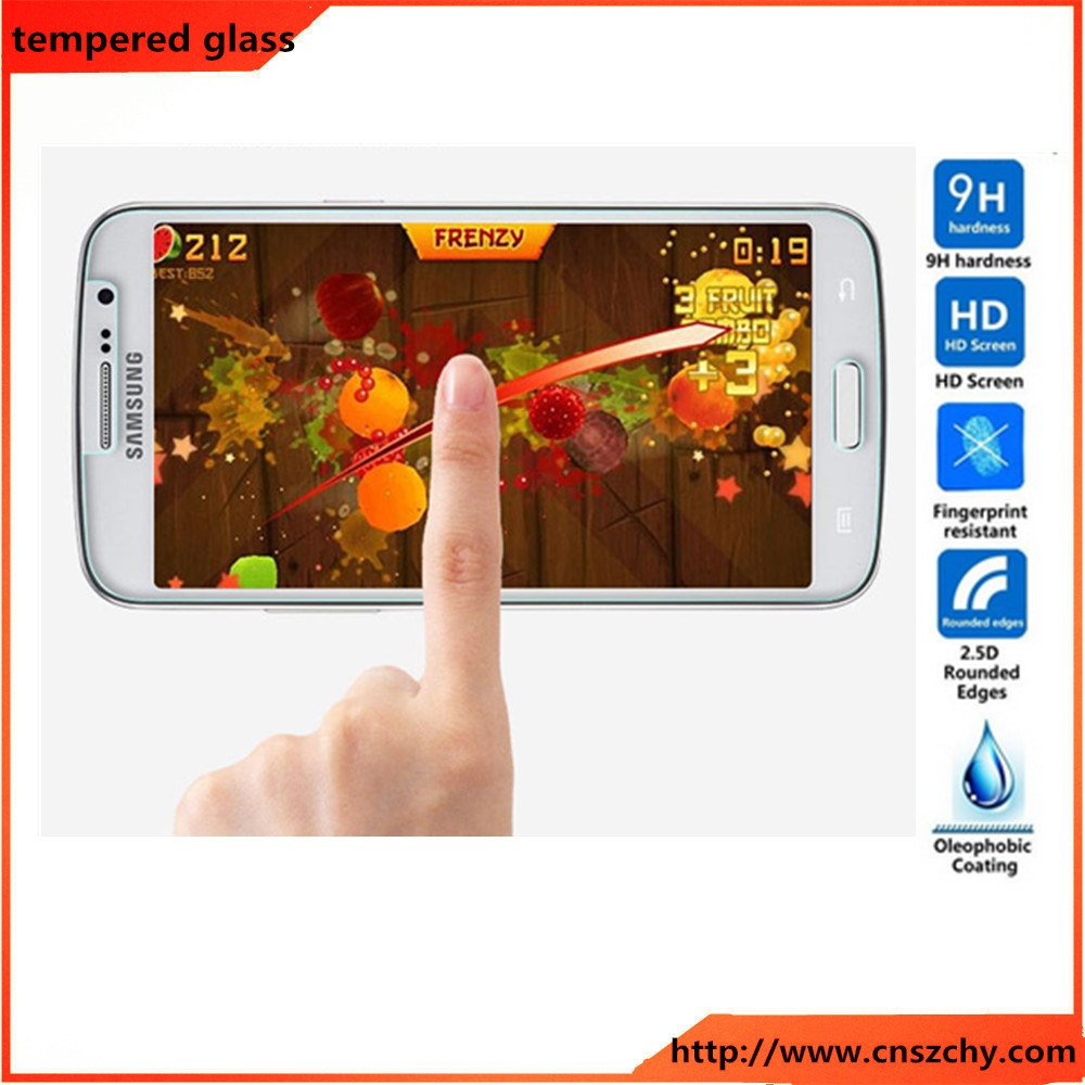 alibaba express 9h 0.33mm tempered glass screen protector film cover for samsung galaxy win duos i8552