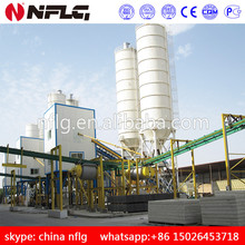 New designed factory price 60m3 concrete batching plant for sale