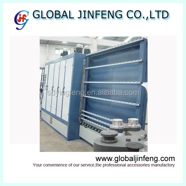 JFV2000 Vertical Automatic Glass Washing and Drying machine