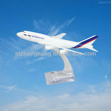 hot item cheap aircraft model new year gifts with good price