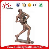 Basketball Player Figurine For Souvenir Sports