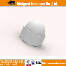 China Manufacture Supply DIN1587 with high quality good price plastic nut cover