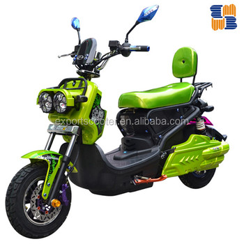 Unique design high quality electric motor scooter for adult with 800w Lead-acid battery 60v 20 Ah