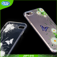 2017 factory supply brilliant quality Oem silicone 2d 3d animal sex girl mobile phone case