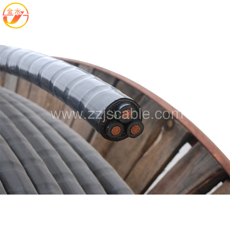 3 Core Copper Conductor Armoured XLPE Insulated Power Cable