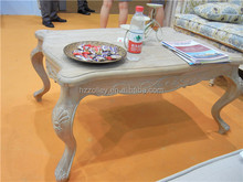 Top quality antique wooden coffee table for sale