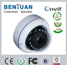 Shenzhen p2p ipc/lowes outdoor invisible security camera/ir indoor cctv dome camera
