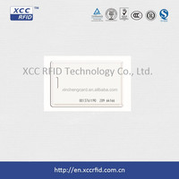 125KHz contactless rfid thick card