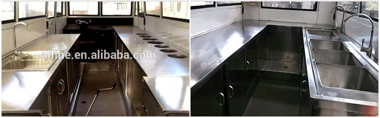2019 hot selling new  mobile food truck for coffee