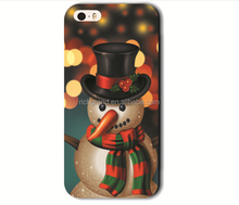 Upgrade Best Quality For iPhone 5 5S 6 6S Case Cover Hard Various Christmas Cute Pattern New Cases for Gift