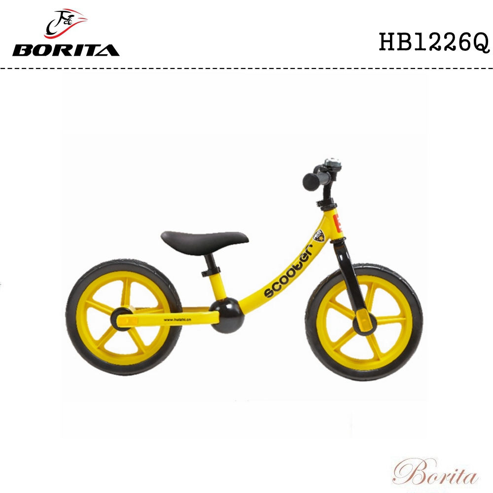 2016 High quality Super light 3.1kg kids balance bike toddler bikes