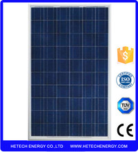 cheap pv solar module from china best 12V solar panel price india 250w