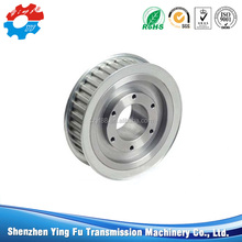 Precision casting customized stainless steel,Aluminum Material Hot treatment Timing Belt Pulley engimech