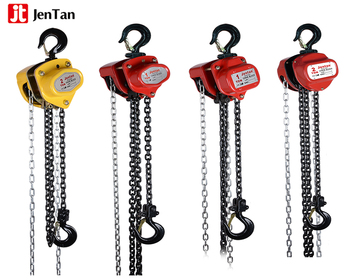 JenTan Pull Lift 5 ton Chain Block