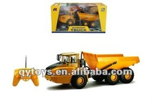 1:28 RC construction car, rc toy truck