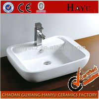 HY5039 Hand wash banjo bathroom sink top