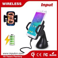 Perfect combination car charging wireless travel charger oem battery charger for iphone 6 6s 6 plus