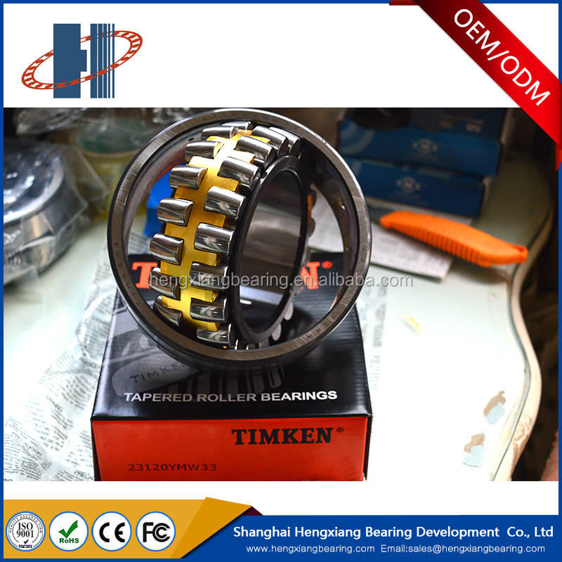 High quality self-aligning Spherical Roller Bearings 22207CA