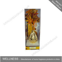 natural fragrance flower reed diffuser for decoration