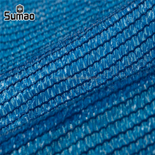 3 needles,6 needles Knitted Sun Shade Netting Cloth , Shade Rate 30% - 90%
