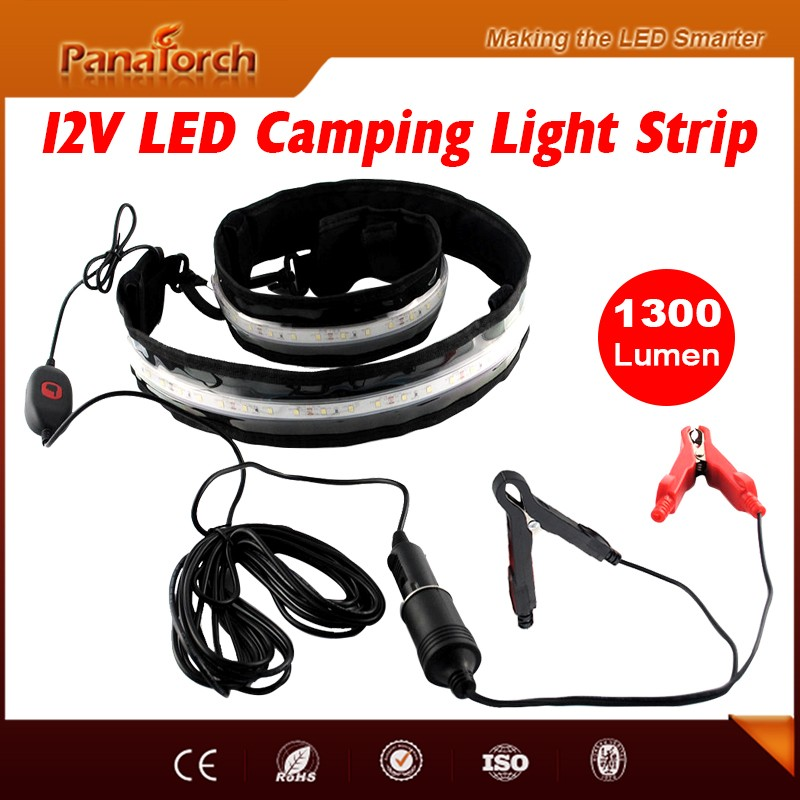 PanaTorch 12V Waterproof LED Camping Light strip kit PS-F3572A cheap price