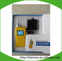 Portable methane gas detector