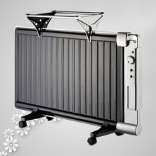 standing or wall mounted oil filled heater radiator