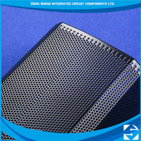 Best Price Cheap Promotional Etching branded speaker grille